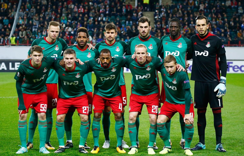 Lokomotiv Moscow – Nice UEFA Europa League 22.02.2018