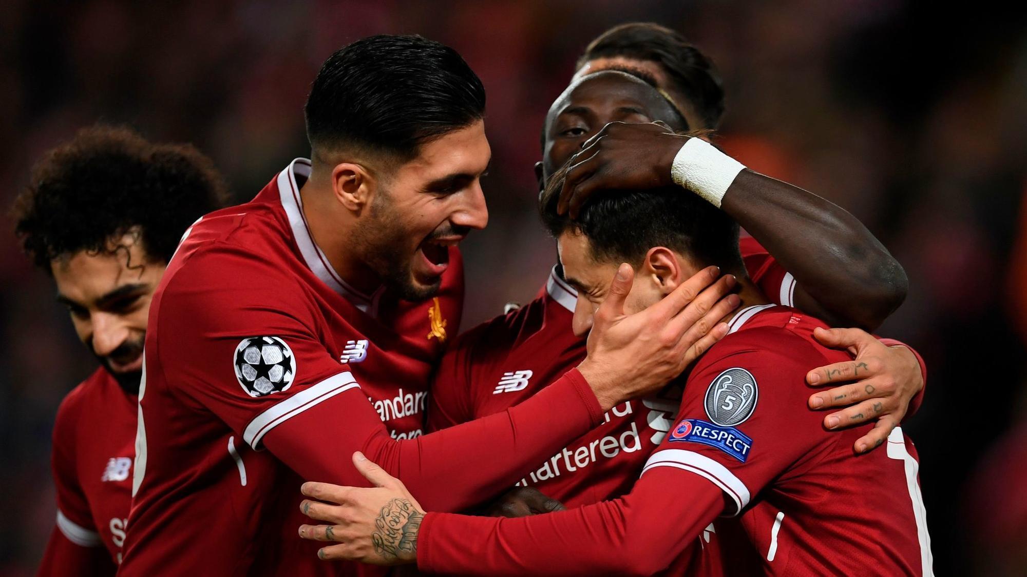 Betting Tips: Porto – Liverpool 14.02.2018