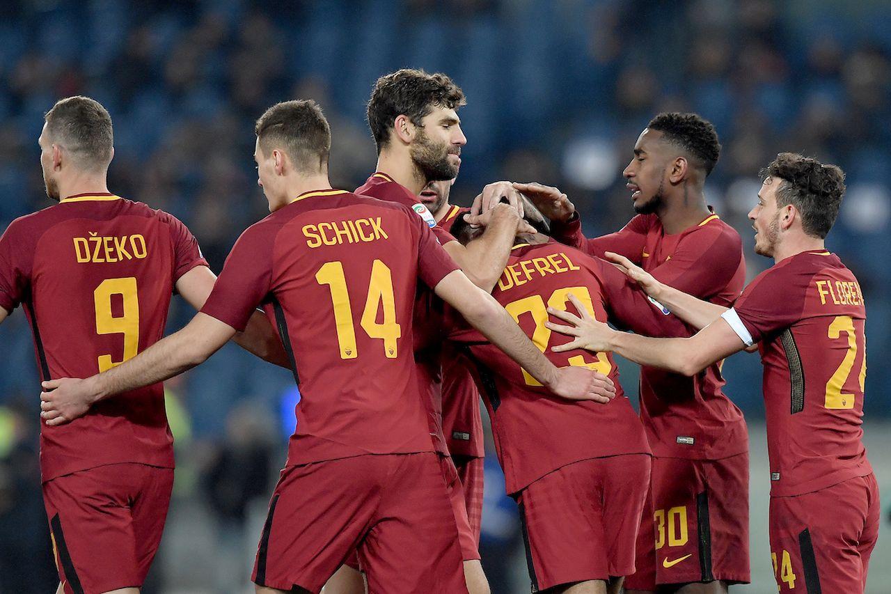 Champions League Shakhtar Donetsk – Rome 21.02.2018