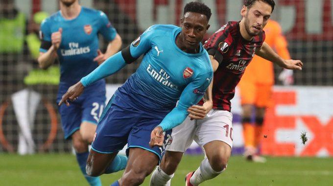 Arsenal – Milan Europa League 15 March 2018