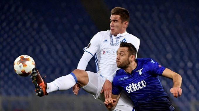 Dynamo Kiev – Lazio Europa League 15/03/2018