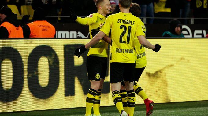 Dortmund – Salzburg UEFA Europa League 08/03/2018