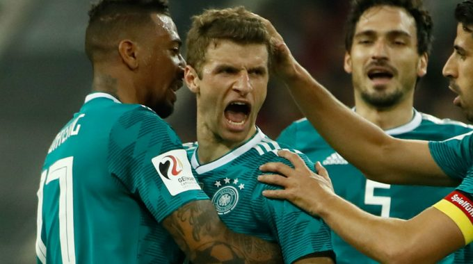 Germany – Brazil Betting Tips 27 March 2018