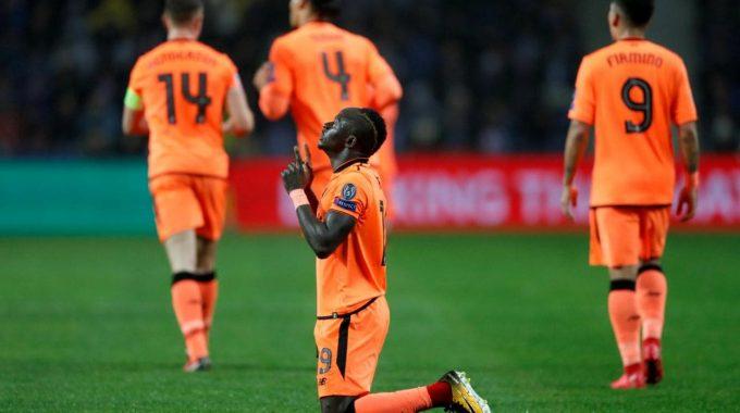 Liverpool – FC Porto Champions League 06/03/2018