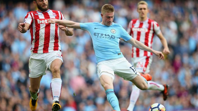 STOKE CITY – MANCHESTER CITY PREMIER LEAGUE 12/03/2018