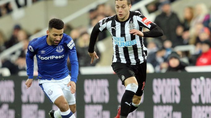 Premier League Everton – Newcastle United 23 April 2018