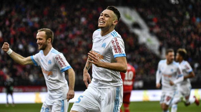Leipzig-Marseille Europa League 5 April 2018