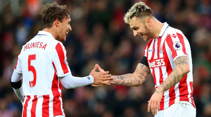Premier League Stoke City – Burnley 22/04/2018