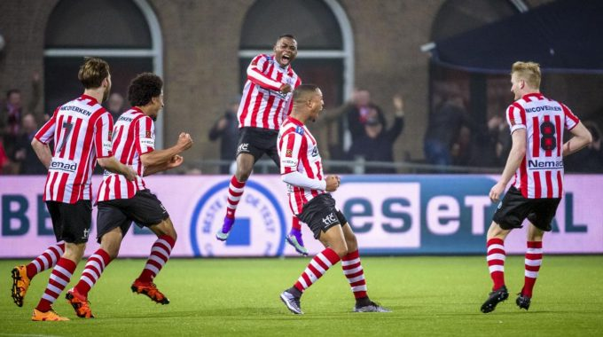 Emmen – Sparta Rotterdam Betting Tips 17 May 2018