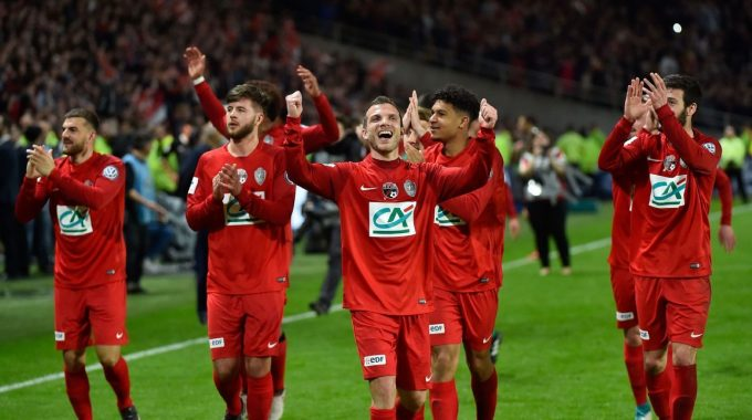 Les Herbiers VF – PSG Betting Tips 08/05/2018