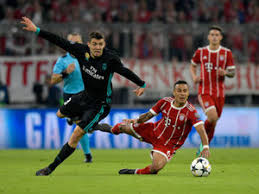 Real Madrid – Bayern Munich 01/05/2018