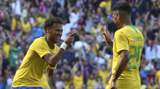 Brazil – Switzerland World Cup Tips 17/06/2018