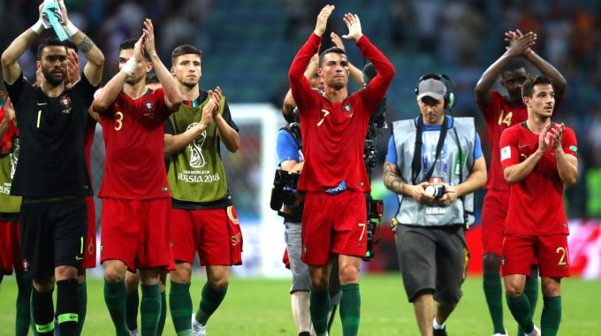 Portugal – Morocco  World Cup Tips 20/06/2018