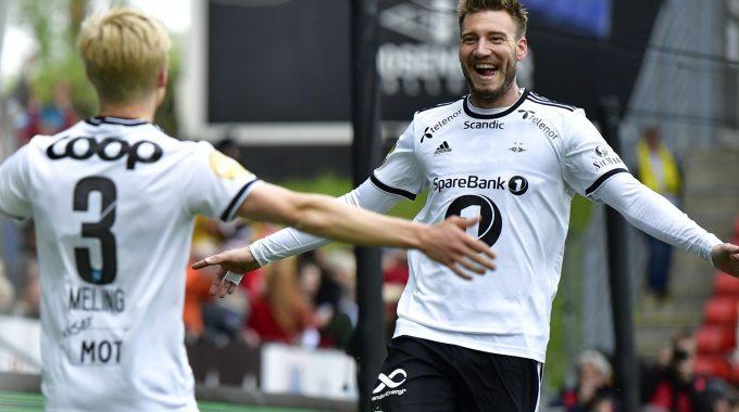 Tromso IL vs Rosenborg BK  Betting Tips 11/06/2018