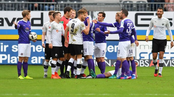 Betting Tips Aue vs Sandhausen 26/09/2018