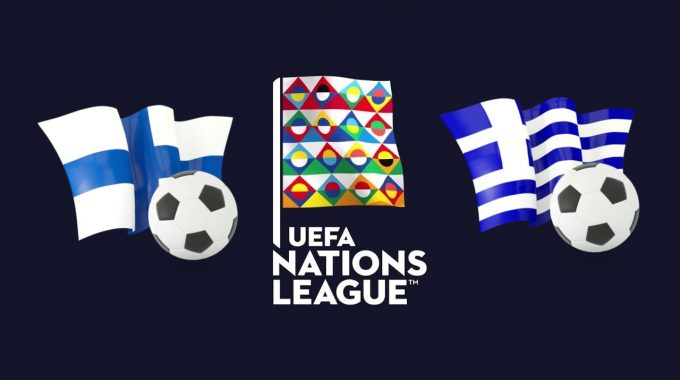 UEFA Nations League Finland vs Greece 15/10/2018
