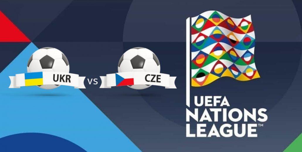 UEFA Nations League Ukraine vs Czech Republic 16/10/2018