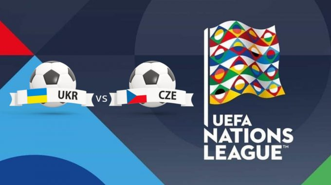 UEFA Nations League Ukraine vs Czech Republic 16/10/2018