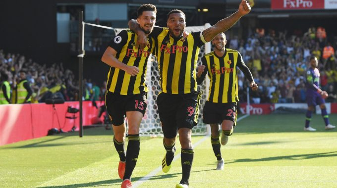 Premier League Watford vs Bournemouth 6/10/2018
