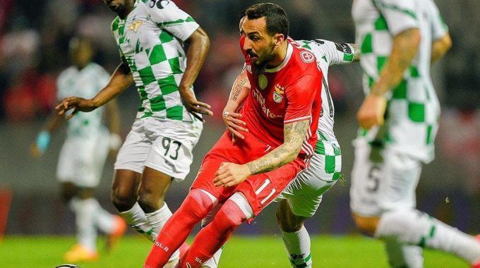 Benfica vs Moreirense Football Tips 2/11/2018
