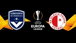 Bordeaux vs Slavia Prague Europa League