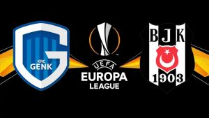Genk vs Besiktas Europa League
