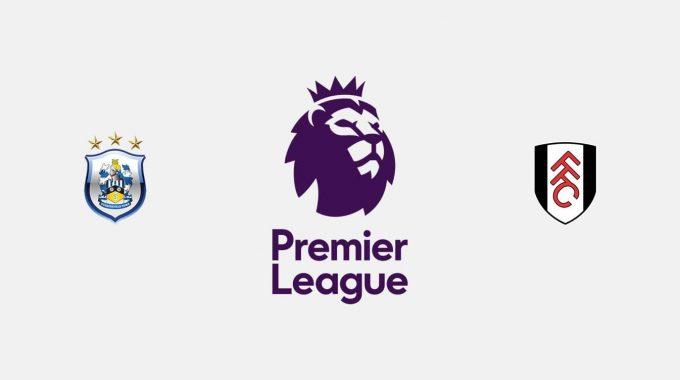 Huddersfield vs Fulham Premier League 5/11/2018