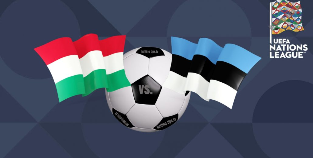 Hungary vs Estonia UEFA Nations League 15/11/2018