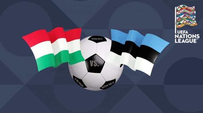 Hungary vs Estonia UEFA Nations League 15/11/2018