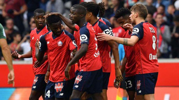 Football Tips Lille vs Strasbourg 9/11/2018