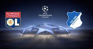 Lyon vs Hoffenheim Champions League