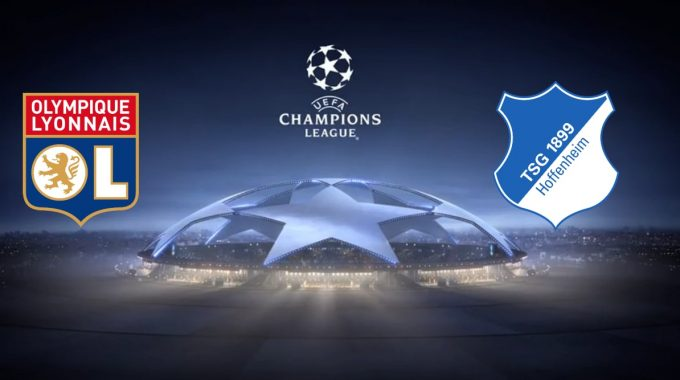 Lyon vs Hoffenheim Champions League 7/11/2018