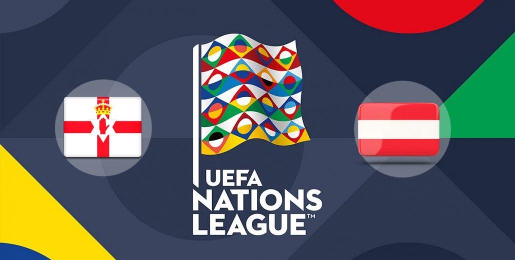 Northern Ireland vs Austria UEFA Nations League 18/11/2018