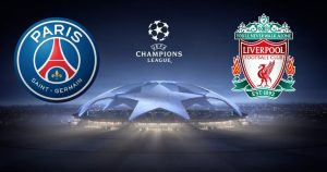 PSG vs Liverpool Champions League
