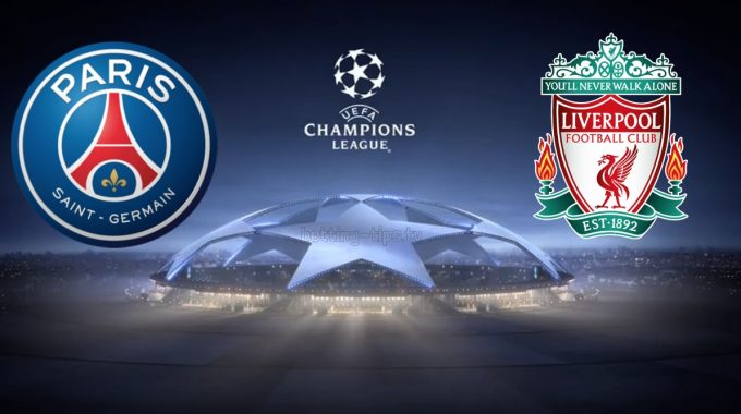 PSG vs Liverpool Champions League 28/11/2018