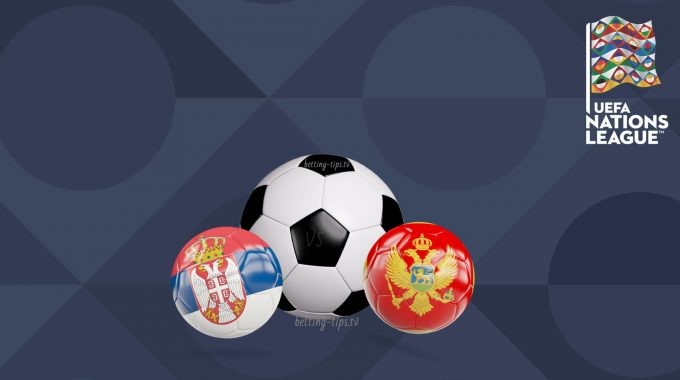 Serbia vs Montenegro UEFA Nations League 17/11/2018