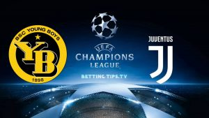 Young Boys vs Juventus Champions League