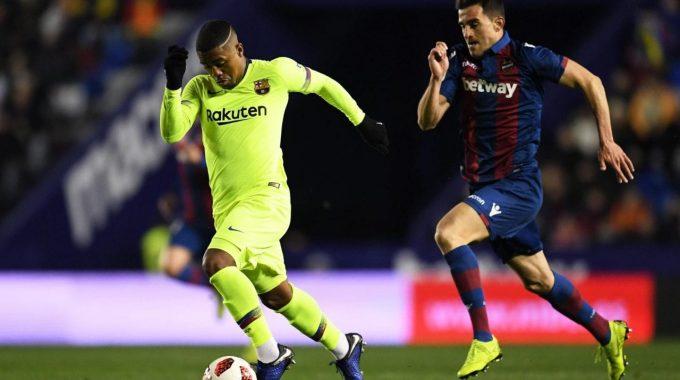 Barcelona vs Levante Free Betting Tips 17 Jan 2019