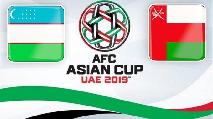 Uzbekistan vs Oman Betting Tips  9 January 2019