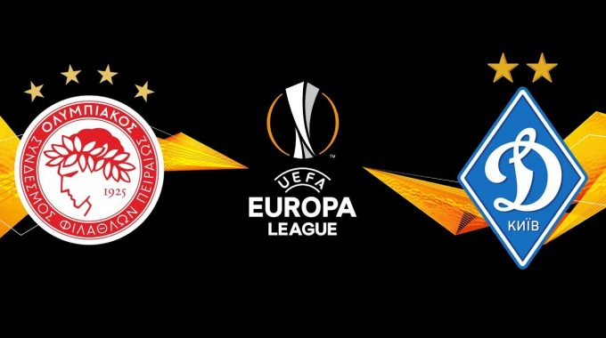 Olympiakos Piraeus vs. Dynamo Kiev Free Betting Tips  14/02/2019