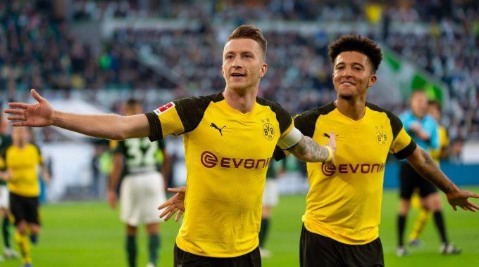 Borussia Dortmund vs Wolfsburg Betting Tips  30/03/2019