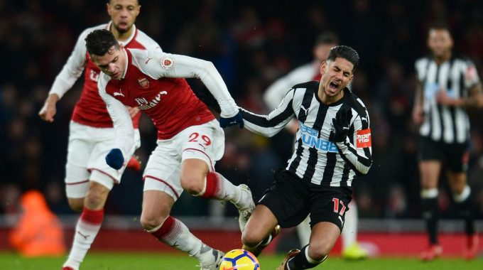 Arsenal FC vs Newcastle Betting Tips  1/04/2019