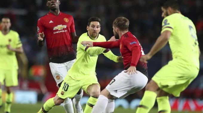 Barcelona vs Manchester United Free Betting Tips 16/04/2019