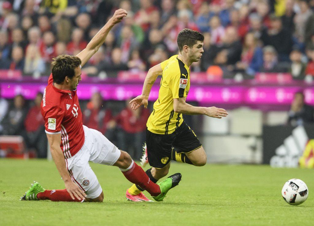 Bayern Dortmund Гјbertragung Tv