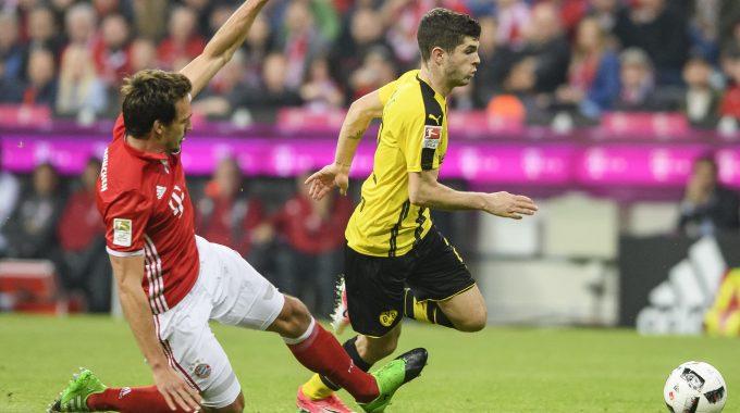 Bayern Munich vs Borussia Dortmund Betting Tips  6/04/2019