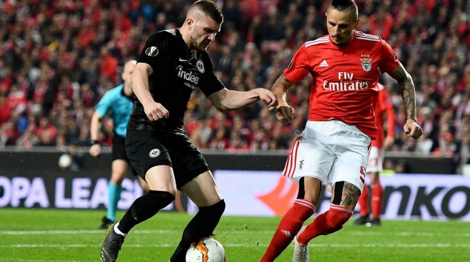 Eintracht Frankfurt vs Benfica Free Betting Tips 18/04/2019