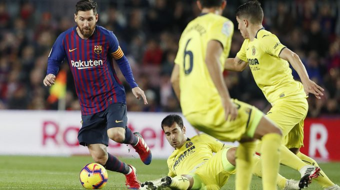 Villarreal vs Barcelona betting tips  2 April 2019