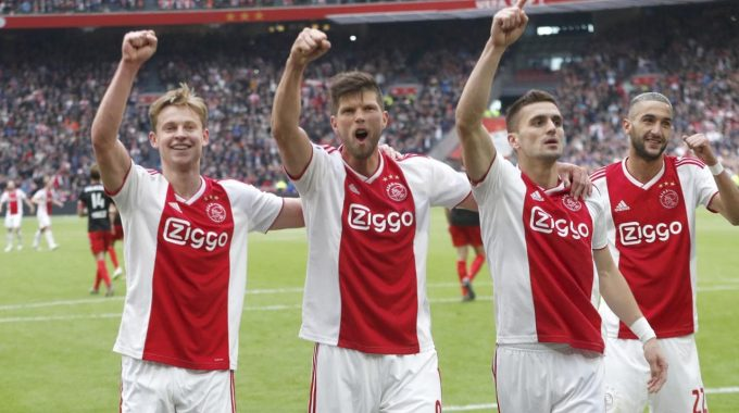 De Graafschap vs Ajax Betting Tips  15/05/2019