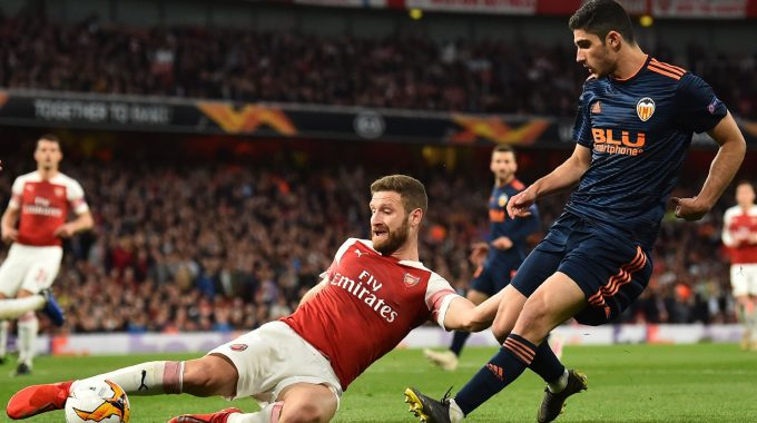 Valencia vs Arsenal Betting Tips  9/05/2019