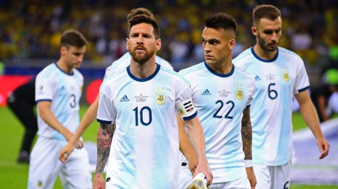 Argentina vs Chile Free Betting Tips  06/07/2019
